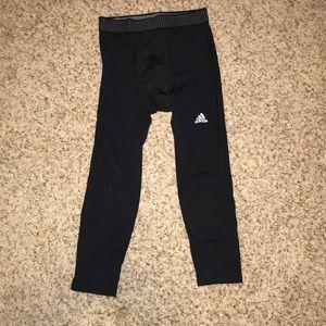 Adidas basketball 🏀 tights/knee pads. Rare